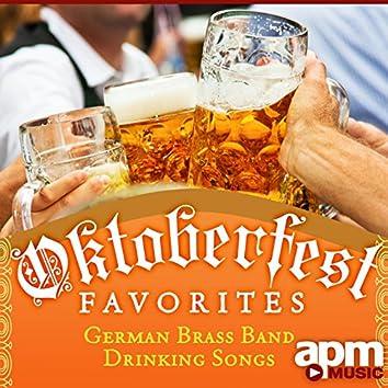 Oktoberfest Favorites: German Brass Band Drinking Songs