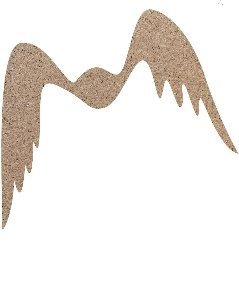 1 Pc of Flying Bird- Unfinished Branded goods MDF Cutout Craft Wood Finally popular brand Shape 20 -