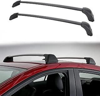AUXMART Roof Rack Cross Bars for 2007–2012 Mazda CX-7
