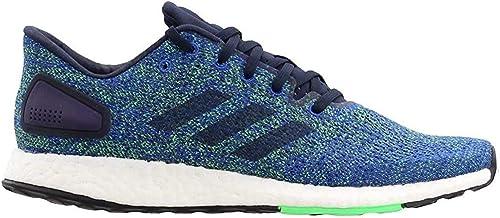 adidas Men's Pureboost DPR Running Shoe (Blue Legion, 9.5 D (M) US)