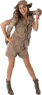 Disfraz para Adulto Safari para Dama de Lujo