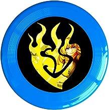 ^GinaR^ 150g Sunshine Little Dragon Toy Funny Flying Discs - RoyalBlue