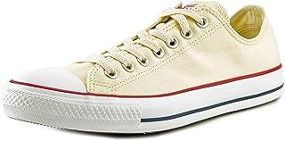 Leder Sneakers Ctas Hi in Creme Converse Damen Sneakers