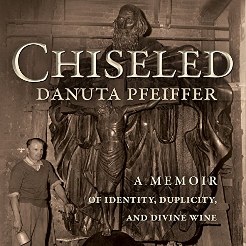 Chiseled audiobook cover art