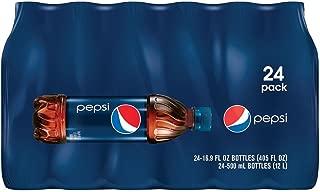 Pepsi Cola Soda, 16.9 Ounce (24 Bottles)