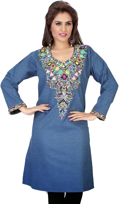 Kolkozy Fashion Women's Free Size Kaftan