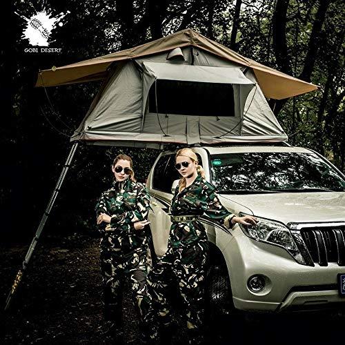 1,9 M Breites Dachzelt Outdoor Camping Zelt Auto Auto Zelt Wasserdicht Und UV-Schutz 1-3 Personen Zelt AIG157