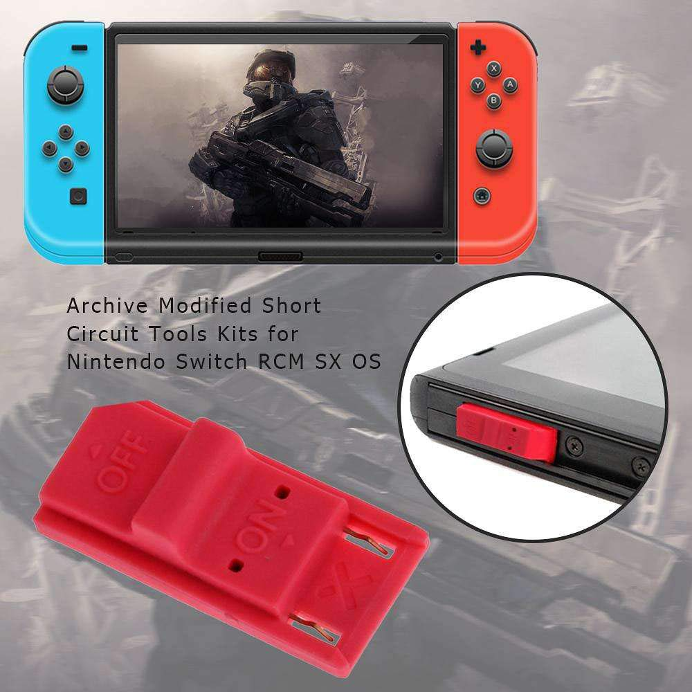 TAACOO RCM Jig para Nintendo Switch Joy-con Crack Tools Modo de ...