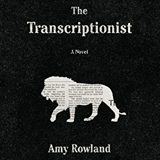 The Transcriptionist audiobook cover art