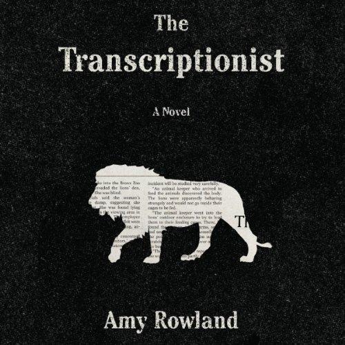The Transcriptionist cover art
