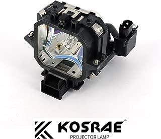 KOSRAE ELPLP27 / V13H010L27 Replacement Lamp for EPSON PowerLite 54c 74c / EMP-54 EMP-54c EMP-74 EMP-74c EMP-74L EMP-75 Projector