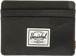 Herschel Supply Charlie RFID Cartera para Tarjetas, Camuflaje Nocturno, Talla única para Hombre