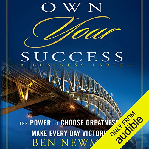 Own YOUR Success audiobook cover art