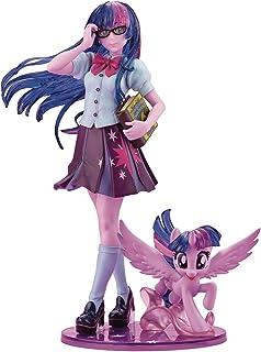 Kotobukiya My Little Pony: Twilight Sparkle (Limited Color Variant Edition) Bishoujo Statue, Multicolor