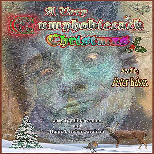 A Very Cumphobiecack Christmas: A Seasonal Sequel audiobook cover art