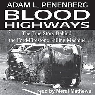 Blood Highways audiobook cover art