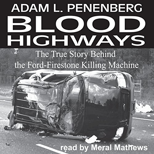 Blood Highways audiobook cover art