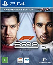 F1 2019 - Anniversary Edition - PlayStation 4