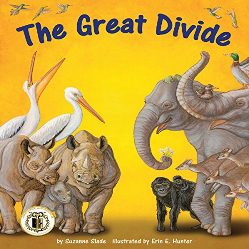 The Great Divide copertina