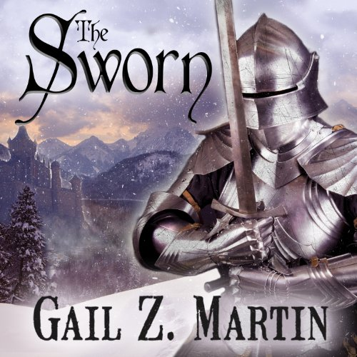 The Sworn     The Fallen Kings Cycle, Book 1              By:                                                                                                                                 Gail Z. Martin                               Narrated by:                                                                                                                                 Kirby Heyborne                      Length: 17 hrs and 34 mins     128 ratings     Overall 4.3