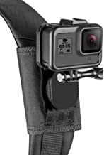 Taisioner Backpack Strap Shoulder Chest Mount Compatible with GoPro AKASO OSMO Action Camera for Climbing Walking on Foot ...
