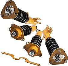 Complete Coilovers Struts for Toyota Corolla 09-17 / Matrix 09-14 E140/E160/E150/E170 Adj. Height Shocks Coil Springs Suspensions