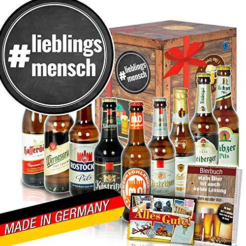 lieblingsmensch/Lieblingsmensch Mann/DDR Bierbox