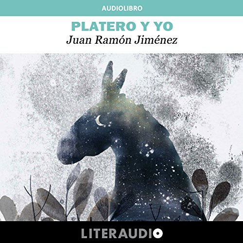 Platero y yo [Platero and I] audiobook cover art