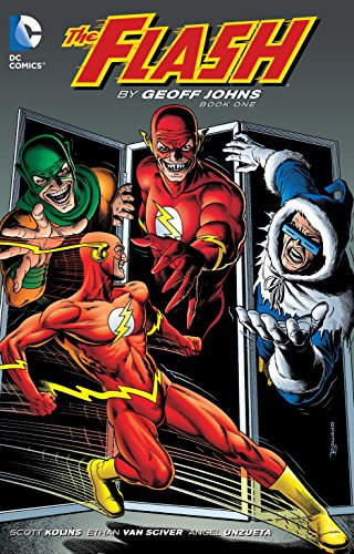 Download The Flash By Geoff Johns Book One 1401258735