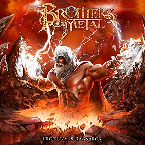 Brothers of Metal: Prophecy of Ragnarök (Audio CD (Standard Version))