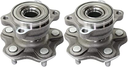 Wheel Hub Assembly for Nissan 350Z 03-09 Rear Right or Left Set of 2