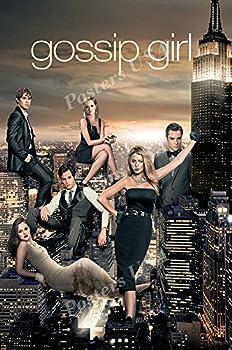 PremiumPrints - Gossip Girl TV Series Show Poster Glossy Finish Made in USA - TVS218  24  x 36   61cm x 91.5cm