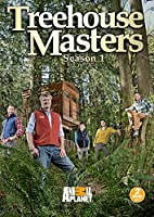 Treehouse Masters: Season 1 [DVD] [Import]