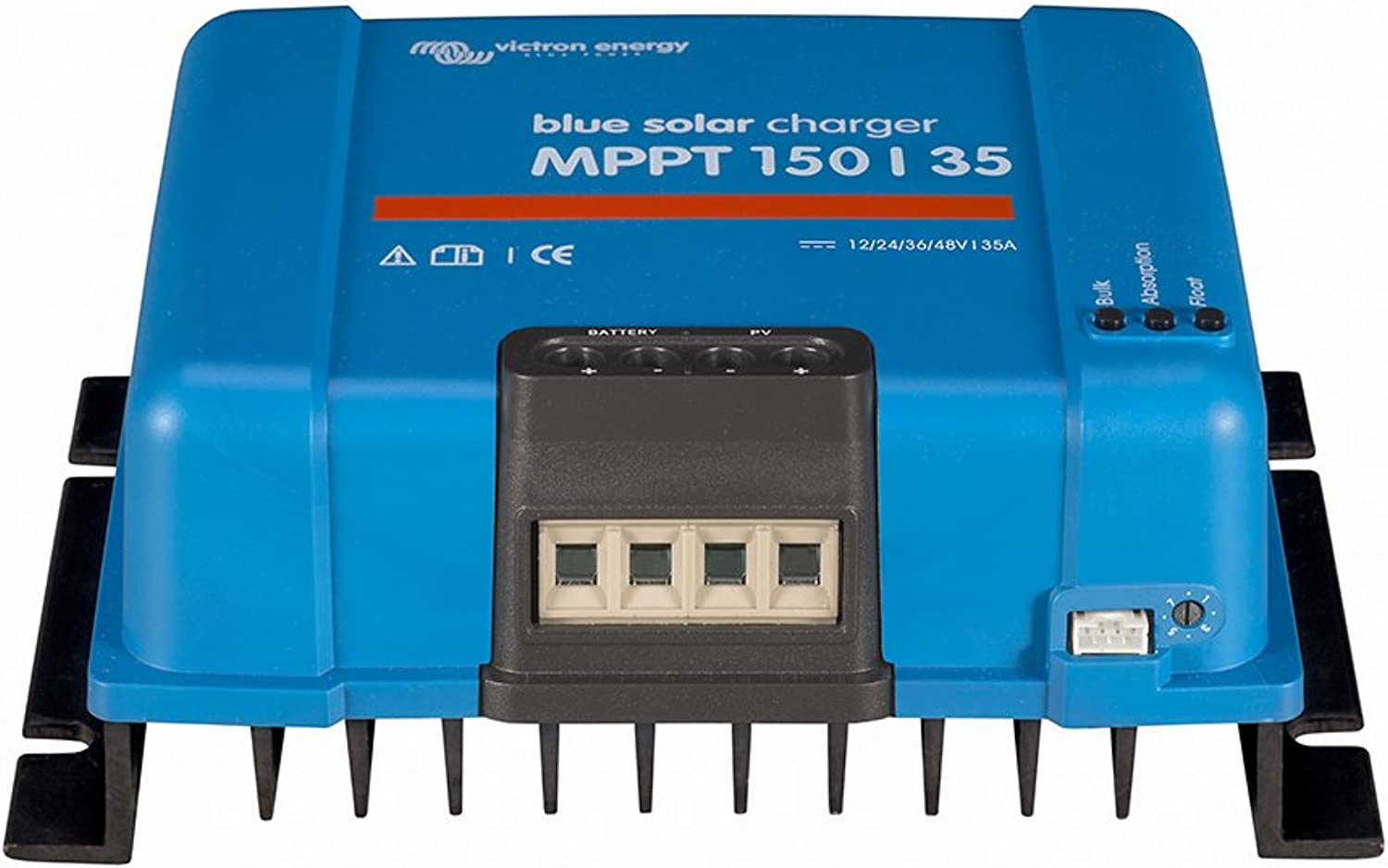 Victron MPPT Charge Controller MPPT blueee Solar 150 35Amp TR VICTRON Energy