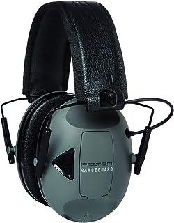 Protetor Auricular Eletrônico NRR 21 dB Peltor Sport RangeGuard, Ideal para Tiro e Caça, RG-OTH-4