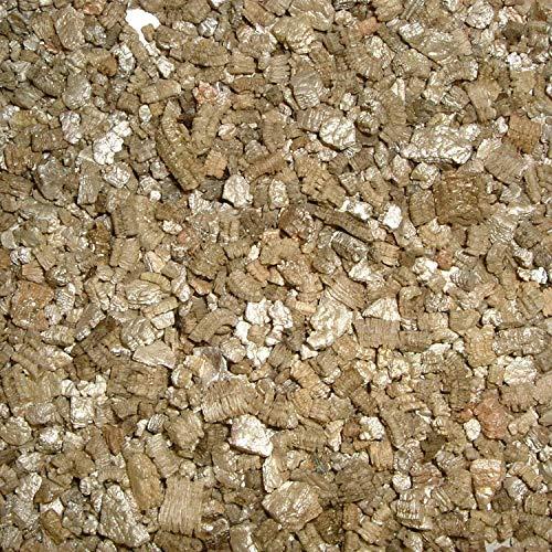 Terra Exotica Vermiculite - grob 3-6 mm - ca. 100 Liter, Vermiculit, Brutsubstrat