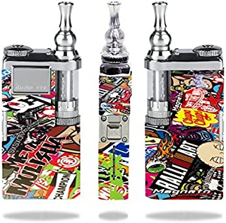 Innokin itaste VTR Vape E-Cig Mod Box Vinyl DECAL STICKER Skin Wrap / Sticker Bomb