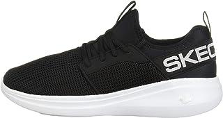 سكيتشرز Go Run Fast Valor - حذاء رياضي رجالي للجري والمشي