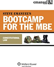 MBE Bootcamp: Constitutional Law (Emanuel Bar Review)