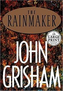 The Rainmaker (Random House Large Print)
