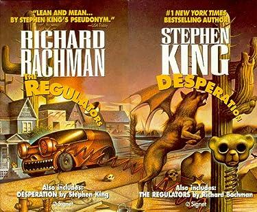 Stephen King Box Set: Desperation, The Regulators