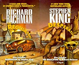 Stephen King Box Set: Desperation, The Regulators