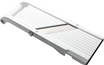 Benriner Professional Series Vegetable Slicer, 95mm, White, 95W