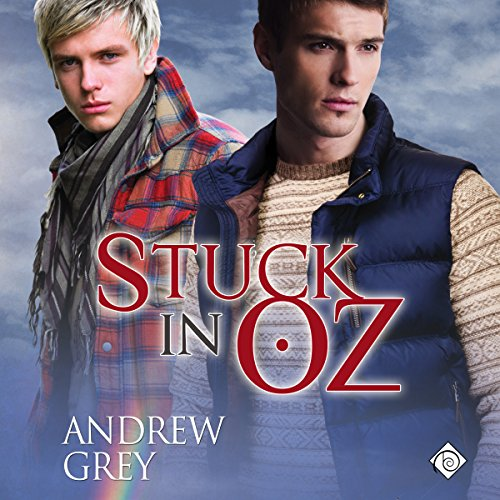 Couverture de Stuck in Oz
