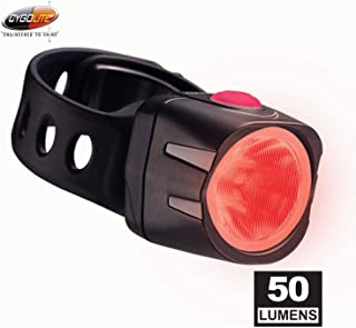 Cygolite Dice Tl 50 USB Rechargeable Bike Tail Light