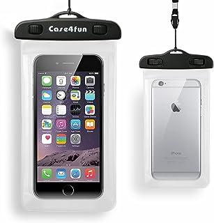 9fe6da42855 Funda Bolsa Móvil Impermeable Universal menos de 6 Pulgadas Certificado  IPX8 Funda Sumergible Móvil para iPhone