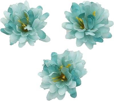 "Hawaiian Cattleya Silk Flower head Artificial Orchid 2.7/"" Lot Wedding decoration"
