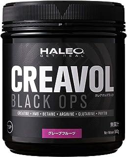 ハレオ クレアボル ブラックOPS 540g グレープフルーツ味 0600254