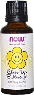 NOW Cheer Up Buttercup Essential Oil Blend, 1-Ounce