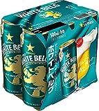 ホワイトベルグ500ml缶×6缶